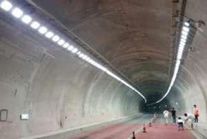 浙江开元:白黔高速无极灯隧道照明工程通过验收挂钩